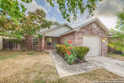 San Antonio Single Family Home New: 10719 Shaenpath