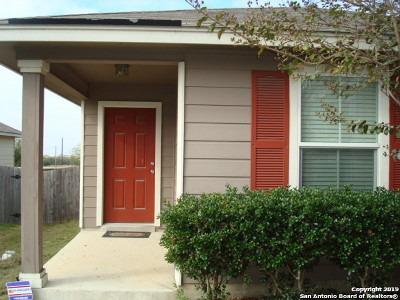 Bexar County Single Family Home New: 2327 Camberly Vw
