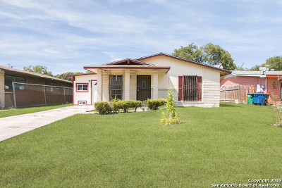 Bexar County Single Family Home New: 4931 Melvin Dr