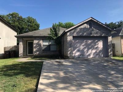 San Antonio Single Family Home New: 9746 Frost Plain Dr