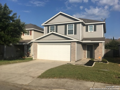 San Antonio Single Family Home New: 25135 Longbranch Run