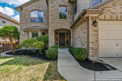 San Antonio Single Family Home New: 630 Daisy Crossing
