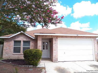 Bexar County Single Family Home New: 2911 Fishers Glade