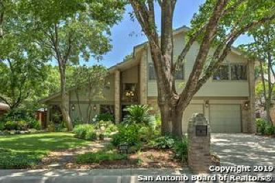 San Antonio Single Family Home New: 14118 Oakland Mills St