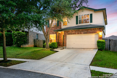 San Antonio Single Family Home New: 5439 Excello Path