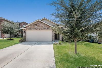 San Antonio Single Family Home New: 8010 Eclipse Bnd