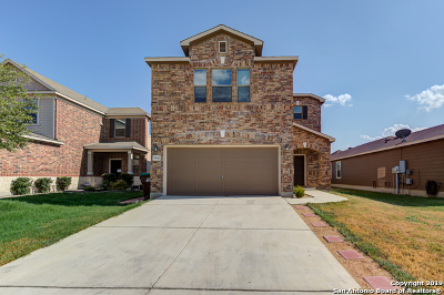 Bexar County Single Family Home New: 9942 Tampke Falls