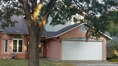 Bexar County Single Family Home New: 7522 Autumn Park