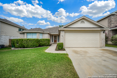 San Antonio Single Family Home New: 1223 Leopard Hunt