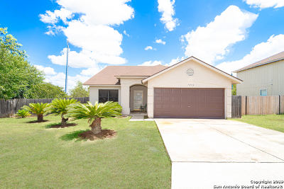 Bexar County Single Family Home New: 7234 Raintree Frst