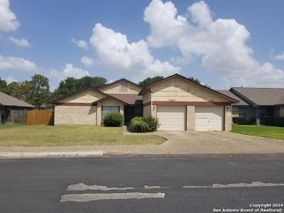 San Antonio Multi Family Home Active Option: 5239 Gawain Dr