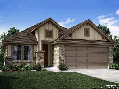 Bexar County Single Family Home New: 13222 Antelope Run