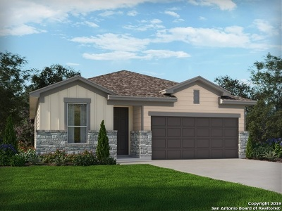Bexar County Single Family Home New: 13235 Antelope Run
