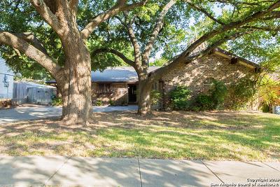 San Antonio Single Family Home New: 3623 Lakefield St