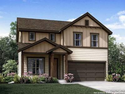 Bexar County Single Family Home New: 13231 Antelope Run
