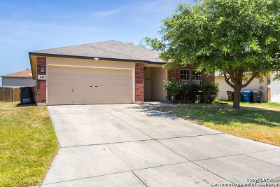 San Antonio Single Family Home New: 810 Magnolia Bend