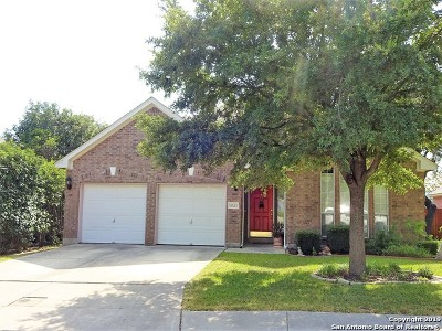 San Antonio Single Family Home New: 13523 Ascend Terrace