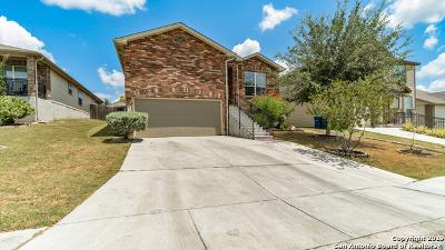 San Antonio Single Family Home Price Change: 6714 Tehama Gate