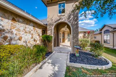San Antonio Single Family Home New: 26322 Tuscan Park