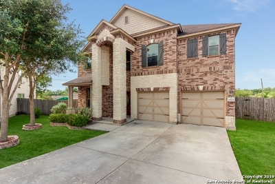 Single Family Home New: 10801 Fox Crest