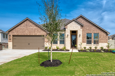 New Braunfels Single Family Home New: 586 Cloister Rd