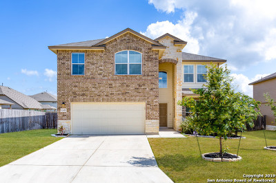 San Antonio Single Family Home New: 13435 Canadian Parke