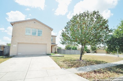 San Antonio Single Family Home New: 6310 Wild Flower Way