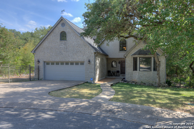 New Braunfels Single Family Home New: 640 Bluffside Dr