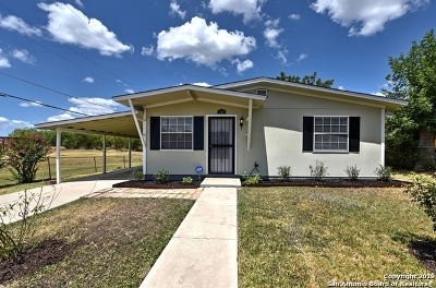 San Antonio Single Family Home New: 247 Pharis St