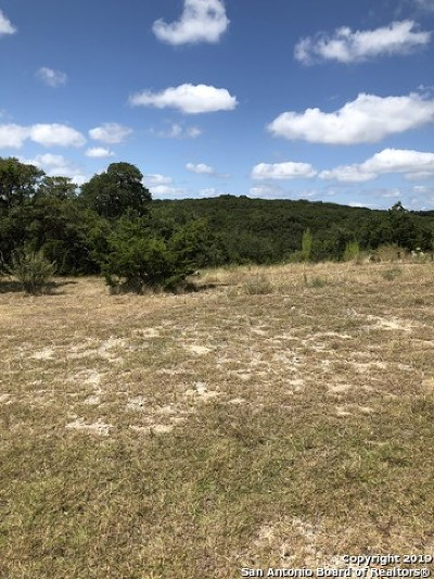 Boerne Residential Lots & Land New: Lot 45 Marquise