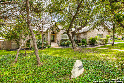 San Antonio Single Family Home New: 7322 Steeple Course