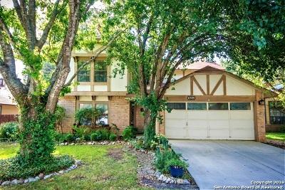San Antonio Single Family Home New: 7552 Autumn Park