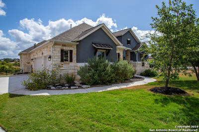 New Braunfels Single Family Home New: 1214 Magnum