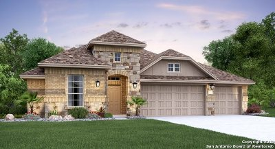 San Antonio Single Family Home New: 925 Vista Placera
