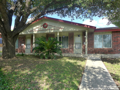 San Antonio Multi Family Home New: 8320 York Dr
