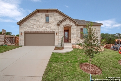 Bexar County Single Family Home New: 28813 Crowely Creek