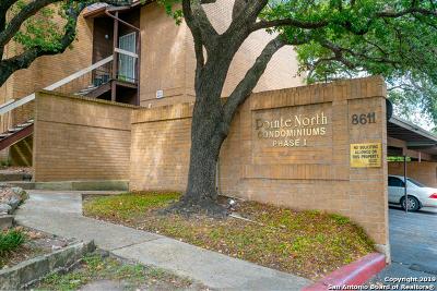 San Antonio Condo/Townhouse Active Option: 8611 Datapoint Dr #62