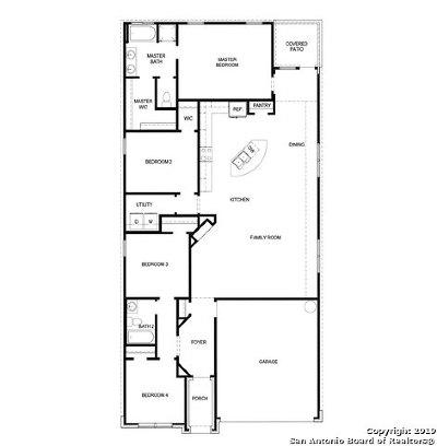 San Antonio Single Family Home New: 9503 Moon Shine