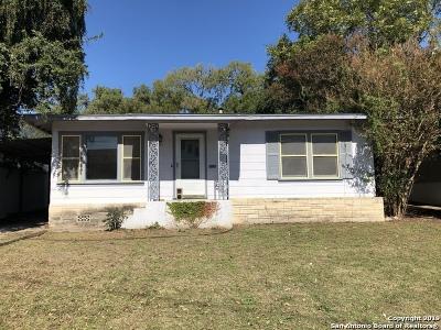 San Antonio Single Family Home New: 251 E Kings Hwy