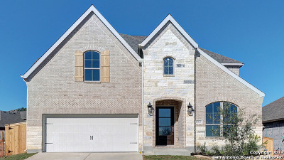 Boerne Single Family Home New: 9823 Kremmen Place