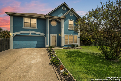 Boerne Single Family Home New: 422 Deer Creek Dr