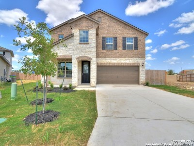 Bexar County Single Family Home New: 13185 Maridell Park