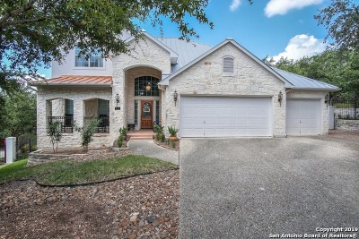 Stone Oak Single Family Home For Sale: 414 Flintlock