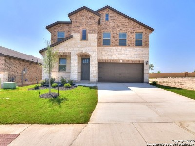 Bexar County Single Family Home New: 13005 Maridell Park