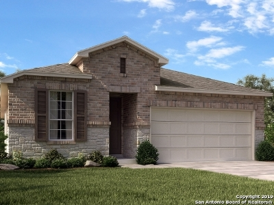 Bexar County Single Family Home New: 13158 Quinlan Ranch
