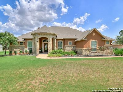 New Braunfels Single Family Home New: 5644 Copper Creek