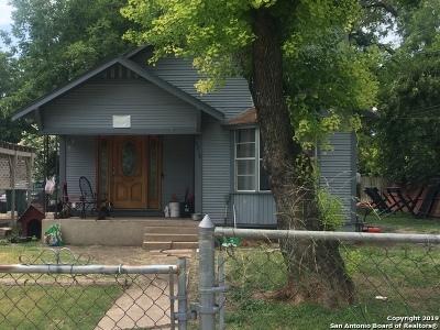 San Antonio Single Family Home New: 4316 Eldridge Ave