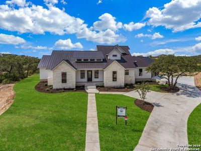 San Antonio Single Family Home New: 23007 Daniel Ridge