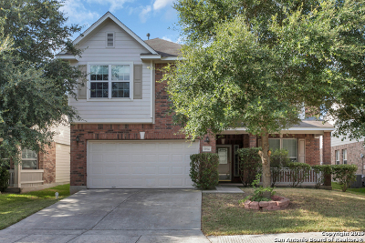 San Antonio Single Family Home New: 9958 Sable Arrow