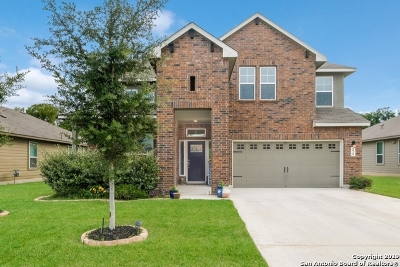 New Braunfels Single Family Home New: 279 Lillianite